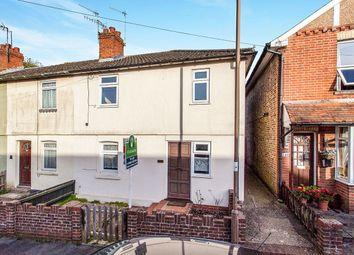 Thumbnail 3 bed terraced house to rent in Henwood Green Road, Pembury, Tunbridge Wells
