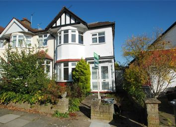 Thumbnail 4 bedroom semi-detached house for sale in Ashurst Road, North Finchley