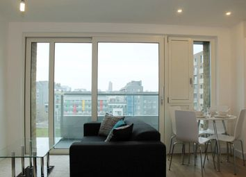 Thumbnail Studio to rent in Marner Point, No 1 The Plaza, Bow