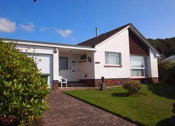 Thumbnail 3 bed detached bungalow for sale in Beech Grove, Barnstaple