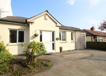 Thumbnail 4 bed detached bungalow for sale in Manor Lane, Penwortham, Preston