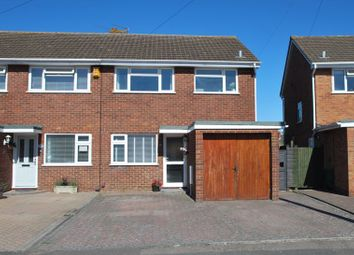 Thumbnail Semi-detached house for sale in Kimberley Close, Longlevens, Gloucester