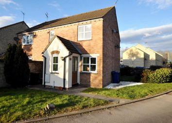 Thumbnail 1 bed terraced house to rent in Whimbrel Close, Bicester