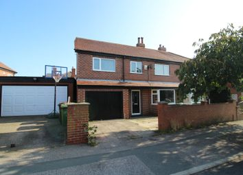 Thumbnail 3 bed semi-detached house for sale in Mill Hill Avenue, Pontefract, West Yorkshire