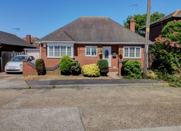 Thumbnail 3 bed detached bungalow for sale in Spanbeek Road, Canvey Island