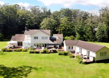Thumbnail 6 bed detached house for sale in Westwood Road, Windlesham, Surrey