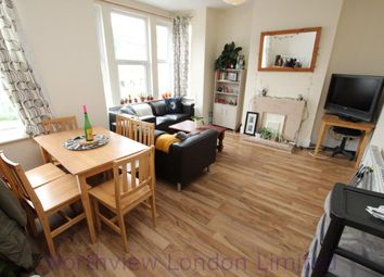 Thumbnail 3 bed flat to rent in Umfreville Road, Harringay
