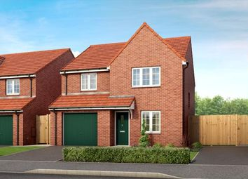 "Thumbnail 4 bed property for sale in ""The Eaton At Skylarks Grange"" at Long Edge Lane, Scawthorpe, Doncaster"