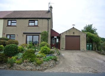 Thumbnail 3 bed semi-detached house for sale in Wensley, Leyburn