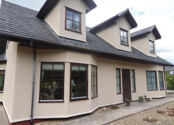 Thumbnail 4 bed detached house for sale in Rhydtalog, Mold