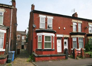 Thumbnail 3 bedroom terraced house for sale in Ashfield Road, Manchester
