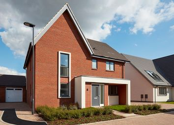 "Thumbnail 4 bed property for sale in ""The Venice"" at John Ruskin Road, Tadpole Garden Village, Swindon"