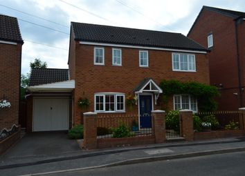 Thumbnail 3 bed detached house for sale in Princethorpe Road, Willenhall