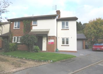 Thumbnail 4 bed detached house for sale in Crofters Lea, Northwich