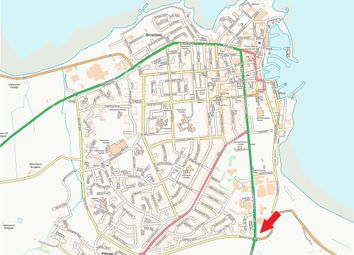 Thumbnail Land for sale in South Harbour Road, Fraserburgh, Aberdeenshire