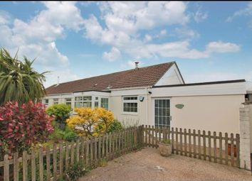 Thumbnail 2 bed semi-detached bungalow for sale in Quintrell Gardens, Quintrell Downs, Newquay