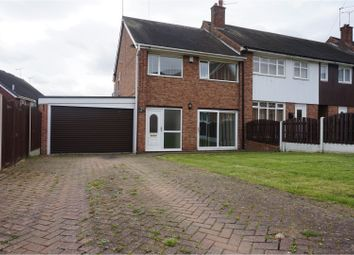 Thumbnail 3 bed end terrace house for sale in Goodwin Road, Rotherham