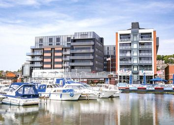 Thumbnail 3 bed flat for sale in Brayford Wharf North, Lincoln