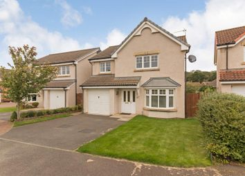 Thumbnail 4 bed detached house for sale in Steadings Crescent, Dunbar