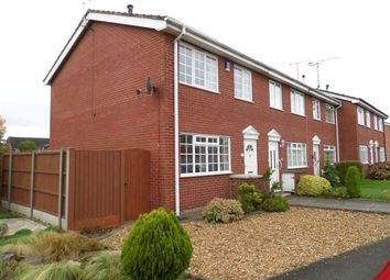 Thumbnail 3 bed semi-detached house to rent in Scaife Road, Nantwich