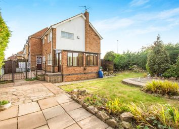 Thumbnail 4 bed detached house for sale in Aylestone Lane, Wigston, Leicester