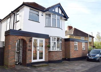 Thumbnail 3 bed detached house for sale in Park Crescent, Harrow Weald