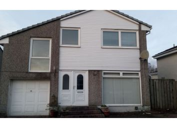 Thumbnail 4 bed detached house to rent in Allanshaw Gardens, Hamilton