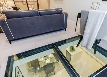 Thumbnail 2 bed flat to rent in Palace Wharf Apartments, London