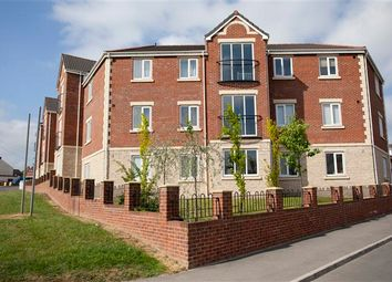 Thumbnail 2 bed flat to rent in Twivey Court, Castleford