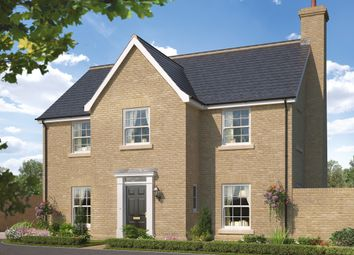 Thumbnail 4 bed detached house for sale in Saxtead Road, Framlingham