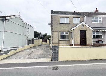 Thumbnail End terrace house for sale in Genwen Road, Llanelli