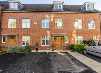 Thumbnail 3 bed town house for sale in Causton Gardens, Eastleigh, Eastleigh, Hampshire