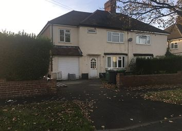 Thumbnail 5 bed semi-detached house to rent in Attwell Road, Tipton
