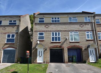 Thumbnail 3 bedroom end terrace house for sale in Anthony Road, Heavitree, Exeter