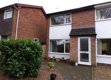 Thumbnail 2 bed end terrace house for sale in Bridge Way, Whetstone, Leicester, Leicestershire