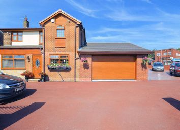 Thumbnail 3 bed detached house for sale in Sunny Bank Road, Bury