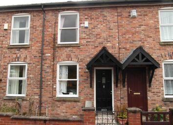 Thumbnail 2 bedroom terraced house to rent in Oakfield Street, Altrincham, Cheshire