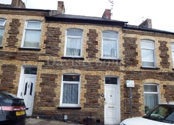 Thumbnail 3 bed terraced house for sale in Lucas Street, Newport, Gwent.