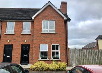Thumbnail 3 bed end terrace house for sale in Carrickvale Manor, Lurgan