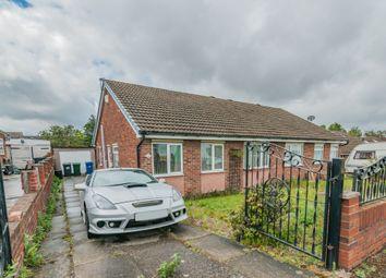 Thumbnail 3 bedroom semi-detached bungalow for sale in Aldersgate Close, New Rossington, Doncaster
