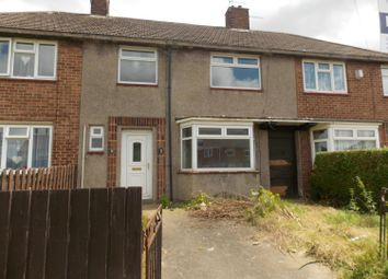 Thumbnail 3 bed terraced house for sale in Worcester Avenue, Grimsby