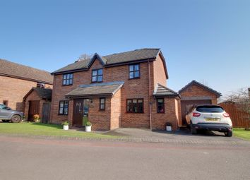 Thumbnail 4 bed detached house for sale in Lower Orchard, Tibberton, Gloucester