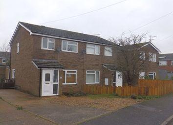 Thumbnail 4 bedroom semi-detached house to rent in Mallard Close, Snettisham, King's Lynn
