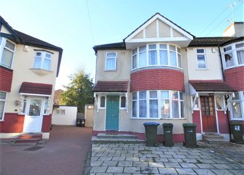 Thumbnail 1 bed flat to rent in Falcon Crescent, Enfield, London