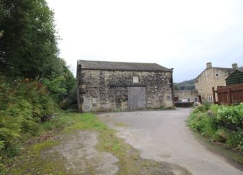 Thumbnail Land for sale in Streamside Fold, Mytholmroyd, Hebden Bridge