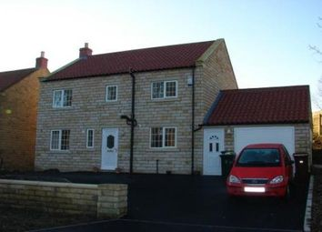 Thumbnail 3 bed detached house to rent in Kirby Misperton, Malton