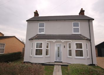 Thumbnail 3 bed detached house for sale in Cotton End Road, Wilstead, Bedford