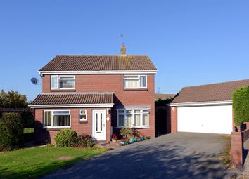 Thumbnail 4 bed detached house for sale in Kestrel Drive, Shrewsbury