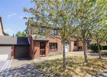 Thumbnail 3 bed detached house to rent in Northcroft, Shenley Lodge, Milton Keynes