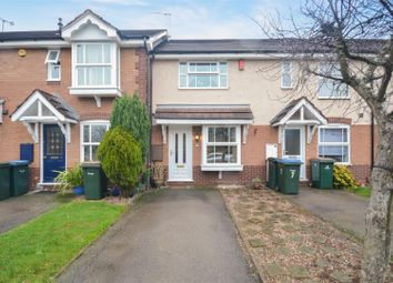 Thumbnail 2 bed terraced house for sale in Hawksworth Drive, Lower Coundon, Coventry